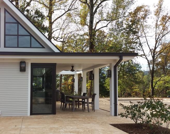 cabana--dining terrace